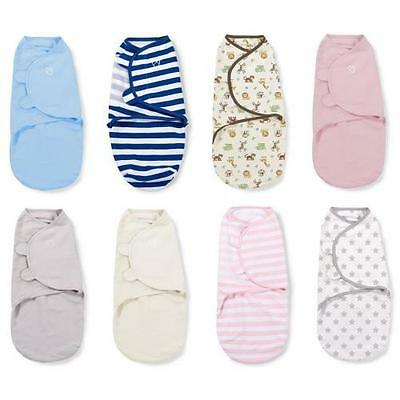 Swaddle Baby Blanket Wrap Swaddling 100% Cotton Premium 0-6m SI