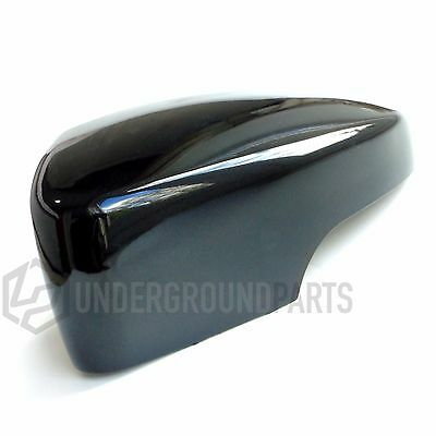 Kuga Left Passenger Side Door Wing Mirror Cover Cap Case Painted Panther Black