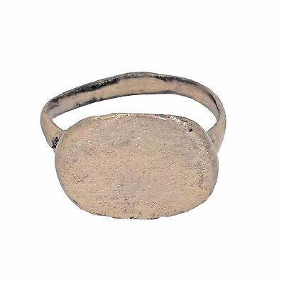 Ancient Byzantine Ring 12th Century  Size 7 1/4 (17.9mm)[PWR436]