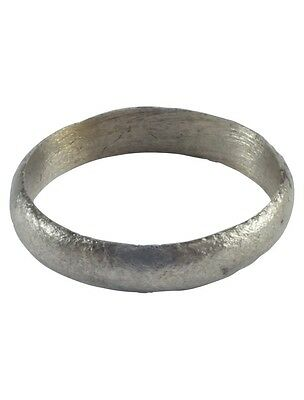 Ancient Viking Ring Wedding Band  C.900A.D. Size 10 1/4   (20mm)[PWR1095]