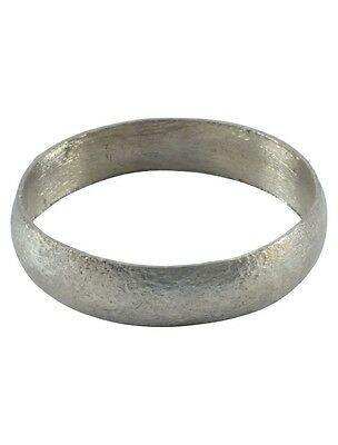 Ancient Viking Ring Wedding Band  C.900A.D. Size 12   (21.5mm)[PWR1081]