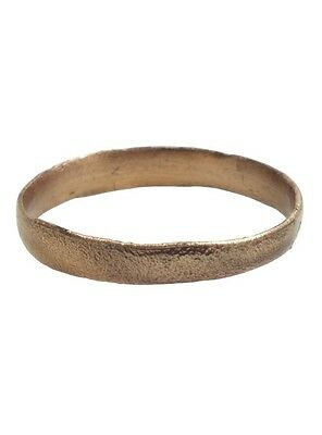 Ancient Viking Ring Wedding Band C.900A.D. Size 10 (19.8mm)[PWR703]