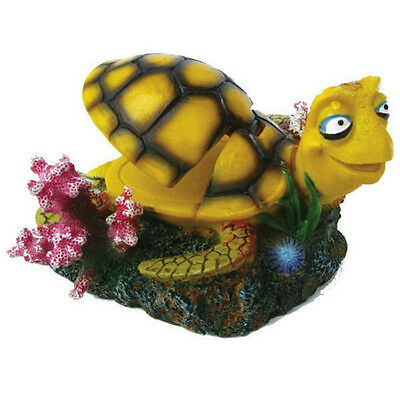 Air Operated Action Turtle Dude Bubble Aquarium Fish Tank Ornament MS203