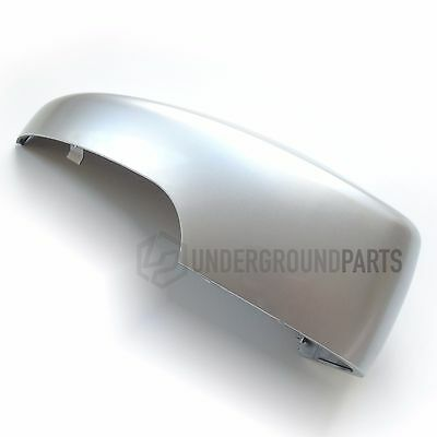 Kuga Right Drivers Side Door Wing Mirror Cover Cap Case Painted Moondust Silver