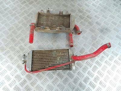 Honda CRF 150 2007 BIG WHEEL Radiator