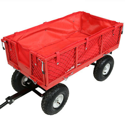 Garden/Utility Cart Liner, Heavy Duty Polyester, Protector - Multiple Colors