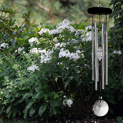 Woodstock Crystal Meditation Windchime