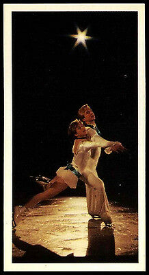 Olympic Challenge 1992 #9 Torvill & Dean Brooke Bond Tea Card (C277)