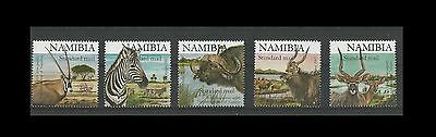 Namibia 2007 African Fauna - SAPOA Joint Issue (Silver) Set of single stamp. MNH