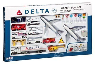 Delta 25pc. Airport Play Set