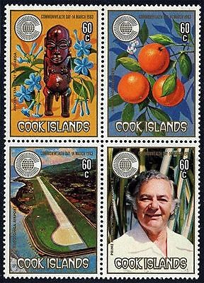 Cook Islands 1983 Commonwealth Day  MNH