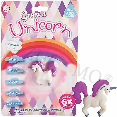 Girls Grow A Unicorn Christmas Gifts Xmas Kids Stocking Party Bag Fillers