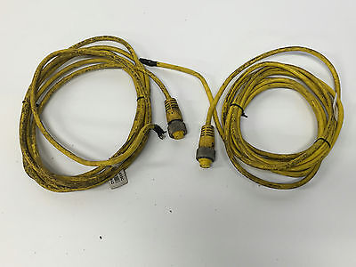 Lot of 2n Banner QDC-515C Controller Cables