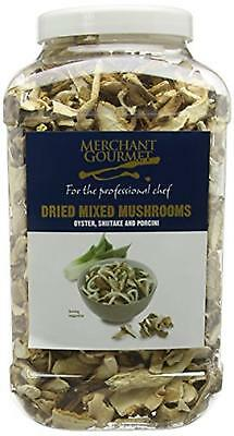 NEW Merchant Gourmet Dried Mixed Mushrooms 400 g