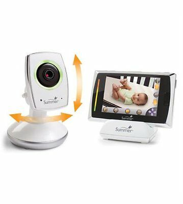 Summer Infant Baby Touch Wi-Fi Video Monitor and Internet Viewing System