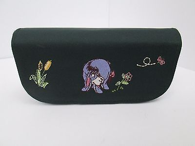 Disney Embroidered EEYORE Eyeglass Case