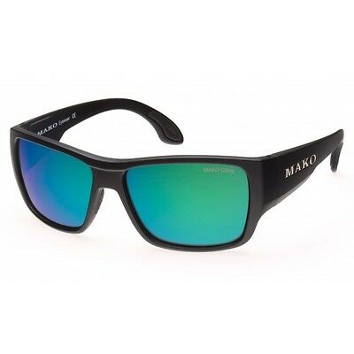 Mako COVERT - ROSE Glass Sunglasses Polarised G2H5 + Free Delivery + Warranty