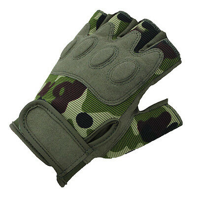 Motorcycle Gloves Motocross Cycling Camo Full/Half Finger Glove Outdoor Sports