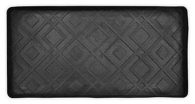 DII Multi Purpose, Heavy Duty Indoor/Outdoor Utility Rubber Boot Tray CXX