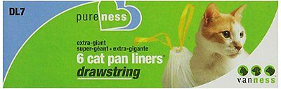 VAN NESS Cat Pan Liner 6, Extra Giant