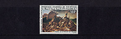 Mauritania - 1966 Raft of the Medusa - U/M - SG 250