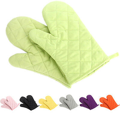 Oven Heat Proof Resistant Protector Kitchen Cooking Pot Holder Glove Enticing