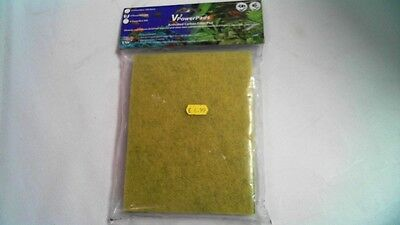 V2 Power Box 200 Nano Activated Carbon Filter Pad #15A111