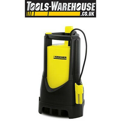 Karcher Sdp 14000 - Submersible Dirty Water Pump With Iq Level Sensor Brand New