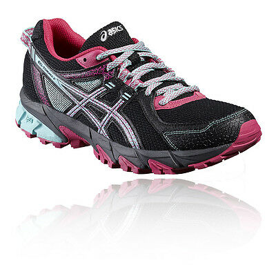 Asics Gel-Sonoma 2 Femmes Amorti Trail Running Sport Chaussures Baskets Sneakers