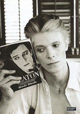 David Bowie - Sons Of The Silent Age - A4 Photo Print