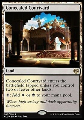CORTILE NASCOSTO - CONCEALED COURTYARD Magic KLD Kaladesh