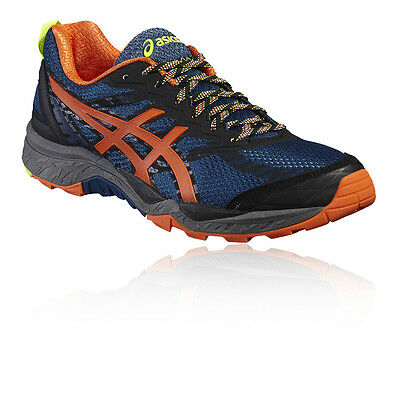 Asics Gel-Fujitrabuco 5 Hommes Support Trail Running Sport Chaussures Baskets