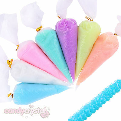 50g NEW Sparkle Jelly Clay Decoden Kawaii Craft Topping Frosting FREE PIPING TIP