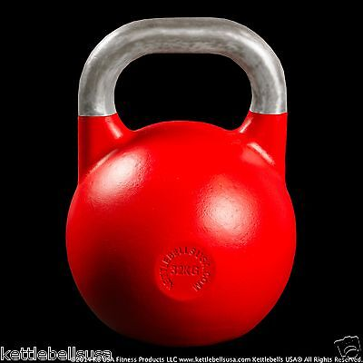 32 kg-70 lb Paradigm Pro Classic Competition Sport Kettlebell *Free Shipping*
