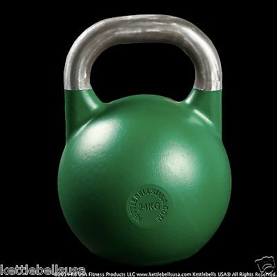 24 kg-53 lb Paradigm Pro Classic Competition Sport Kettlebell **Free Shipping**