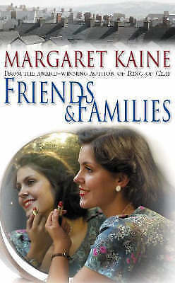Friends and Families by Margaret Kaine (Paperback) New Book