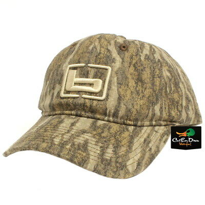 4257c6ba0 NEW BANDED GEAR HUNTING CAP HAT BOTTOMLAND CAMO W/