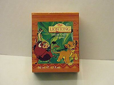The Lion King By Disney Eau De Toilette Colonia 50Ml/1.7 Oz