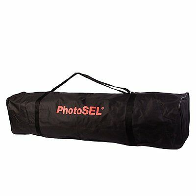 PhotoSEL BG3115 Background Support Light Stand Tripod Carry Bag
