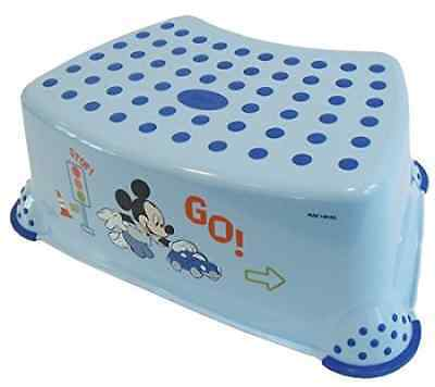 Disney Baby  Mickey Mouse Step Stool with Non Slip Feet