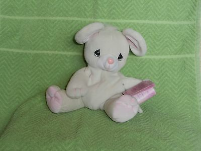 Precious Moments Tender Tails Plush Beige Mouse-1999-NWT