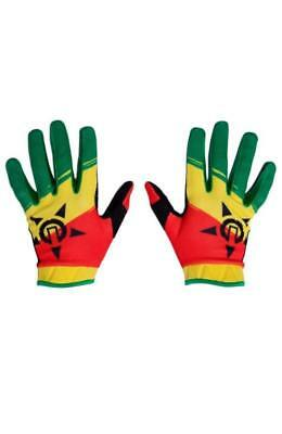 UNIT Clothing Jah Riding Gloves in MULTI
