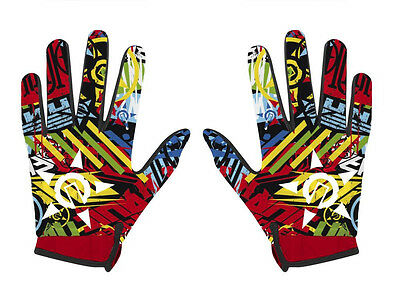 NEW Official Unit Clothing in MULTI Techtonic Gloves