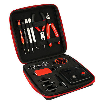 Authentic Coil Master DIY KIT V3 TOOL SET With NEWEST Coil Jig V4 & 521 Tab Mini