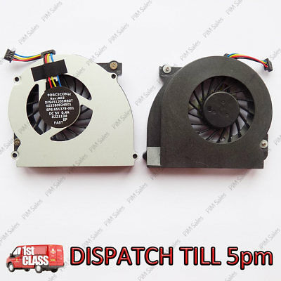 New HP Elitebook 2560 2560P CPU Fan Laptop Lufter  DFS451205MB0T 651378-001