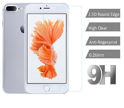 Genuine Gorilla Tempered Glass Screen Protector Shield Film for Apple iphone 7