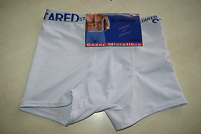 Boxer blanc neuf taille XL marque STARED