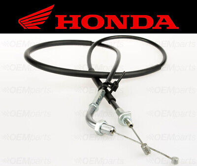 Honda XL250S/500S 1980-1981 # XR250/500 1980 Throttle Cable (A / Opening Cable)