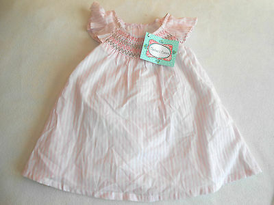 Baby Girl Clothes 0-3 Months - Cute Chelsea's Corner  Dress - NEW-