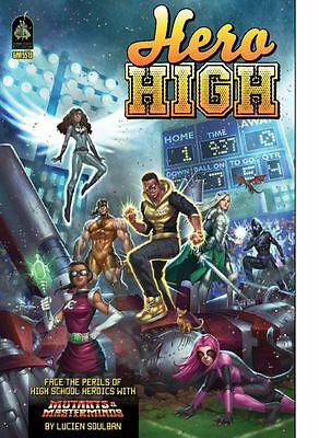Mutants and Masterminds Rpg - Hero High Revised Edition